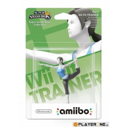 AMIIBO 08 - Smash Fit Trainer