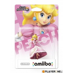 AMIIBO 02 - Smash Peach