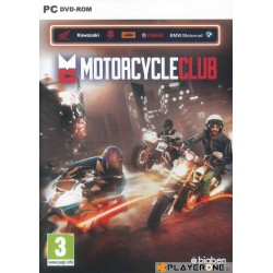 Motorcycle Club 140733  PC Games