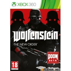 Wolfenstein : The New Order - Xbox 360  140698  Xbox 360
