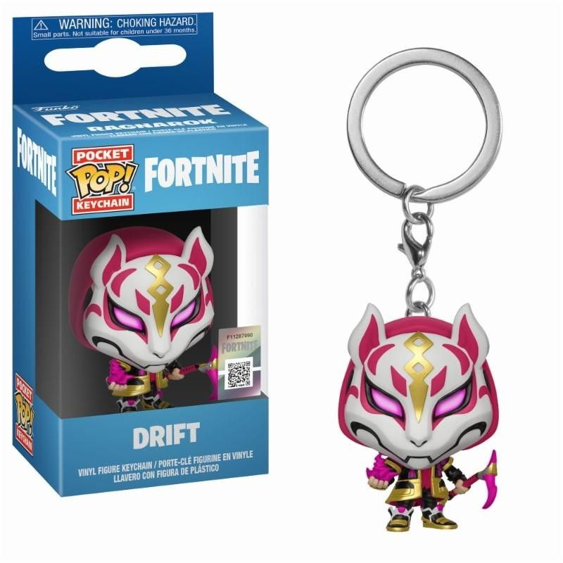 Pocket Pop Keychains : FORTNITE - Drift 171417  Fortnite