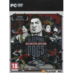 Sleeping Dogs Definitive Edition - EDITION DAY-ON 140304  PC Games
