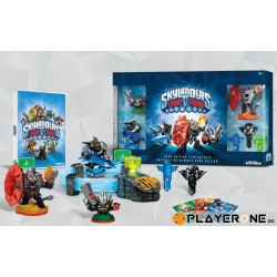 SKYLANDERS TRAP TEAM ( STARTER PACK ) - DARK EDITION 140230  Nintendo Wii