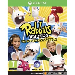 Rabbids Invasion 140199  Xbox One
