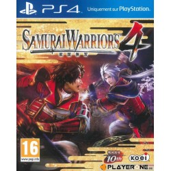 Samurai Warriors 4 140010  Playstation 4