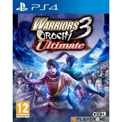 Warriors Orochi 3 Ultimate 140006  Playstation 4