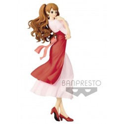ONE PIECE - Figurine Glitter & Glamours - Charlotte Pudding Red - 24cm 168843  Figurines