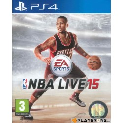 NBA Live 15 139324  Playstation 4