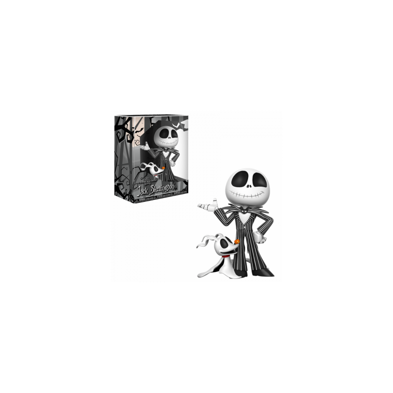 NIGHTMARE BEFORE CHRISTMAS - Super Deluxe - Jack Skellington - 25cm 168831  Nightmare before Christmas