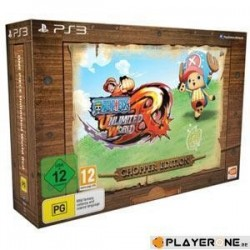 One Piece Unlimited World Red Collector Edition 139300  Playstation 3