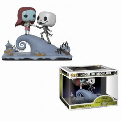 NIGHTMARE BEFORE CHRISTMAS - Movie Moments Pop N° 458 - Jack and Sally 168830  Nightmare before Christmas
