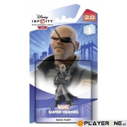DISNEY INFINITY 2 - Single Character - Nick Fury 139266  Games Divers