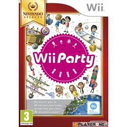 Wii Party (SELECT) 138940  Nintendo Wii