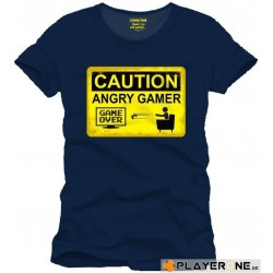 FOR GAMING - T-Shirt ANGRY GAMER - (XXL) 138715  T-Shirts For Gaming