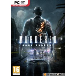 Murdered Soul Suspect 138666  PC Games