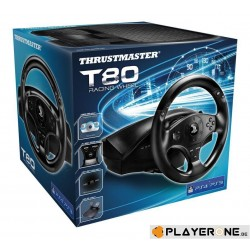 T80 Racing Wheel Official Sony PS4/PS3/PCCD (Thrustmaster) 138662  Stuurwielen
