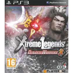 Dynasty Warriors 8 : Xtreme Legends 138538  Playstation 3