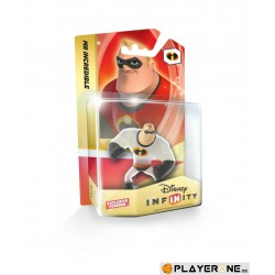 DISNEY INFINITY - Single Character - Crystal Mr Indestructible 138429  Disney Figurines