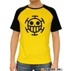 ONE PIECE - T-Shirt PREMIUM Homme Trafalgar Law - Yellow (M) 138305  T-Shirts One Piece