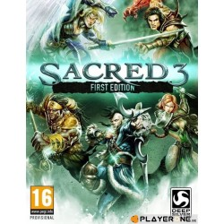Sacred 3 FIRST EDITION - Xbox 360  138260  Xbox 360