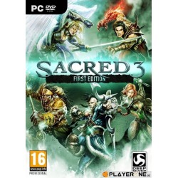 Sacred 3 FIRST EDITION 138258  PC Games