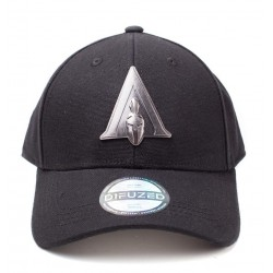 ASSASSIN'S CREED ODYSSEY - Metal Badge Logo Curved Cap 168787  Assassin's Creed Petten & Caps