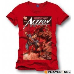 SUPERMAN - T-Shirt Sacrifice - Red (M) 138140  T-Shirts Superman