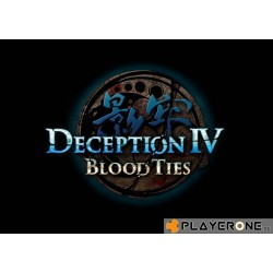 Deception IV : Blood Ties 138049  Playstation 3