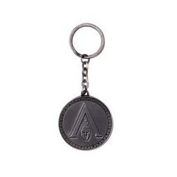 ASSASSIN'S CREED ODYSSEY - Logo Metal Keychain