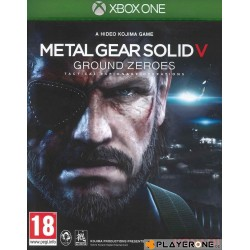 Metal Gear Solid V : Ground Zeroes - Xbox One  137750  Xbox One