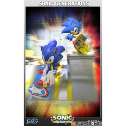 SONIC - Sonic Generation Diorama Statue ( Limited Edition 1000 Exp ) 137599  Sonic