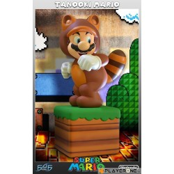 SUPER MARIO - Tanooki Mario (Limited edition 2000 ex) 137598  Super Mario
