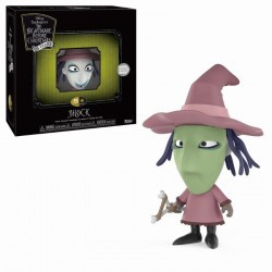 NIGHTMARE BEFORE CHRISTMAS- 5 Star Vinyl Figure 8 cm - Shock 168766  Nightmare before Christmas