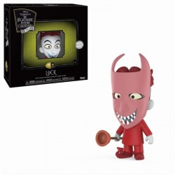 NIGHTMARE BEFORE CHRISTMAS- 5 Star Vinyl Figure 8 cm - Lock 168765  Nightmare before Christmas