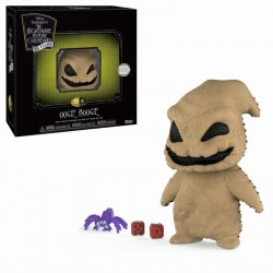 NIGHTMARE BEFORE CHRISTMAS- 5 Star Vinyl Figure 8 cm - Oogie Boogie 168764  Nightmare before Christmas