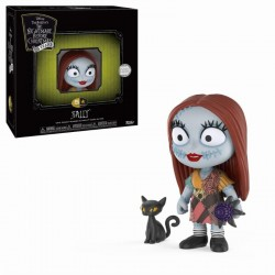 NIGHTMARE BEFORE CHRISTMAS- 5 Star Vinyl Figure 8 cm - Sally 168763  Nightmare before Christmas