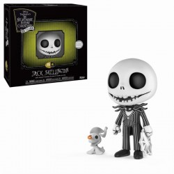 NIGHTMARE BEFORE CHRISTMAS- 5 Star Vinyl Figure 8 cm - Jack 168762  Nightmare before Christmas
