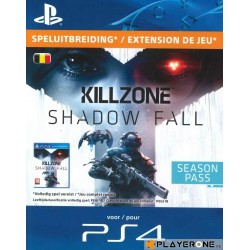 Playstation Network - Killzone Shadow Fall Season Pass (Belgium Only) 137314  Playstation 4