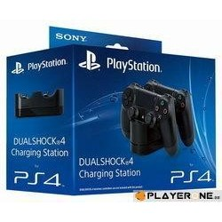 Dual Shock Controller Charging Station PS4 (Officiel Playstation) 137172  Playstation 4