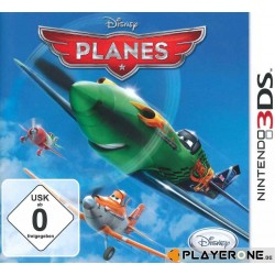 Planes ( Import Allemand / Jeu FR/UK ) 137124  Nintendo 3DS