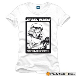 STAR WARS - T-Shirt Stormtroopers White (XXL) 137077  T-Shirts Star Wars