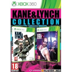 Kane and Lynch 1 + 2 - Xbox 360  136791  Xbox 360