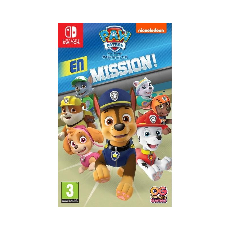 Paw Patrol on a Roll 168712  Nintendo Switch
