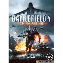 Battlefield 4 DLC - China Rising (Code in a Box) 136610  PC Games