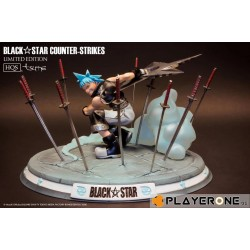 SOUL EATER - Figurine Tsume - Black Star - HQS Limited Edition 250Ex 136242  Figurines