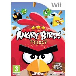 Angry Birds Trilogy 136008  Nintendo Wii
