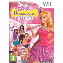 Barbie Dreamhouse Party 135842  Nintendo Wii