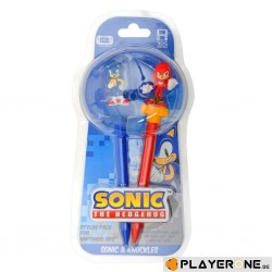 SONIC - Stylus Pack - Sonic and Knucklers 135761  2DS-3DS Accessoires