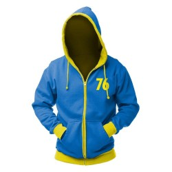 FALLOUT - Zip Hoodie Vault 76 (S) 168674  Fallout