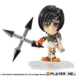 FINAL FANTASY - Trading Arts Mini KAI No 12 - Yuffie Kisaragi 134751  Final Fantasy